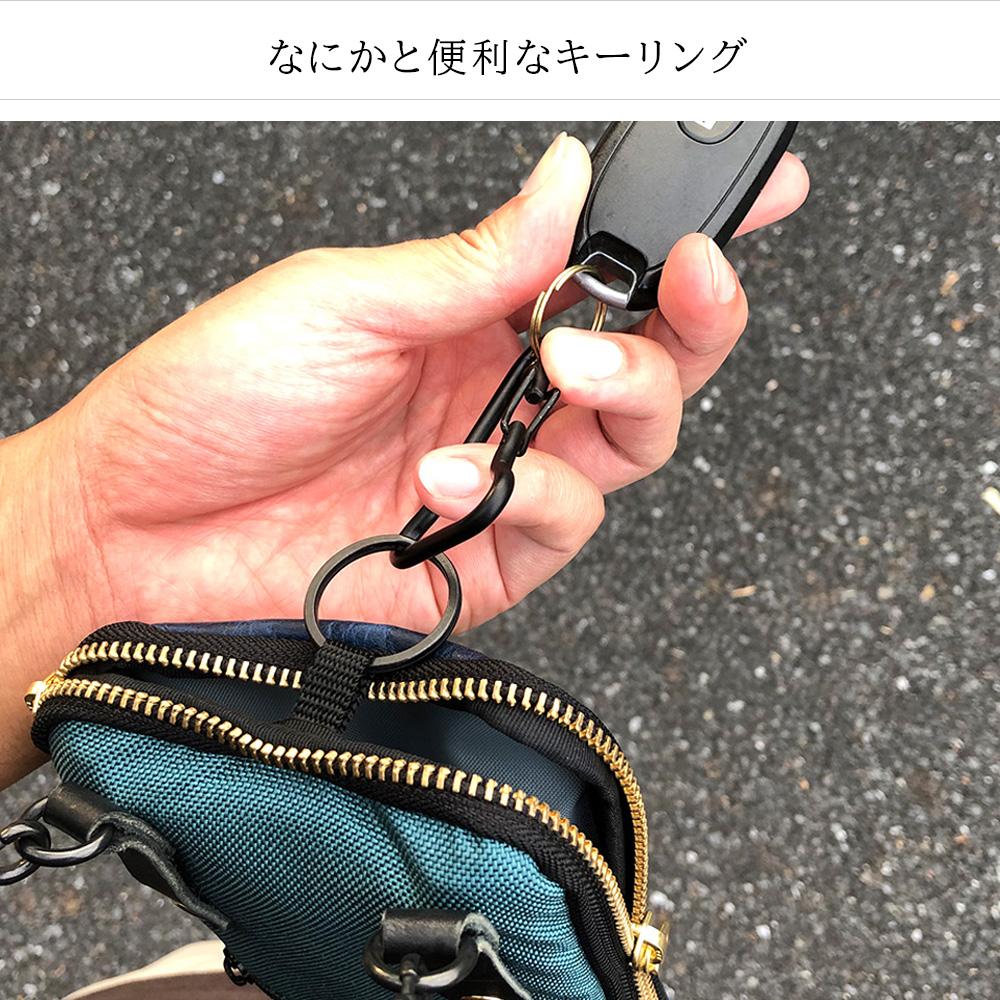 ショルダーバッグ ミニショルダー コンパクト 小さめ ショルダー 男女兼用 ミニマリスト